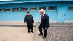 """백악관 """"트럼프, 노벨평화상 향해 나아가고"""