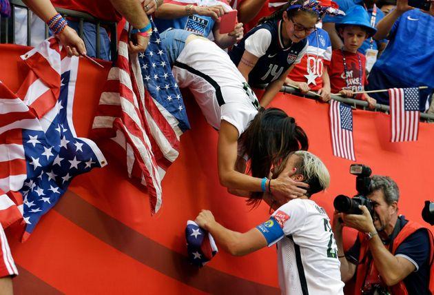 2019 프랑스 여자축구 월드컵은 성소수자를