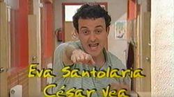 El actor César Vea ('Compañeros'), arruinado, empieza una huelga de hambre junto a la sede del