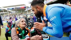 Virat Kohli Promises Match Tickets For 87-Year-Old 'Super