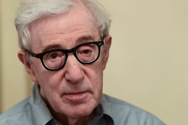 Woody Allen à Milan le 2 juillet