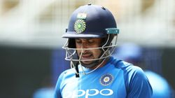 Ambati Rayudu Decides To Retire From Cricket After Being Ignored For World