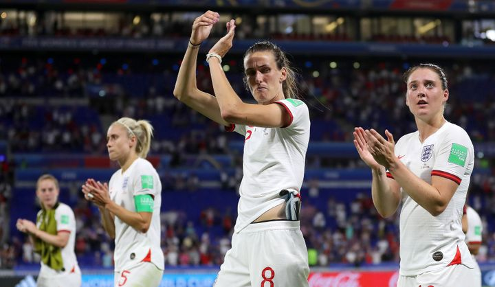 The Lionesses Are Out Of The World Cup, But It's Women's Football For The Win