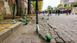 À Paris, 6 opérateurs de trottinettes sur 12 ont suspendu leur