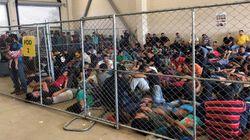 Centres de rétention pour migrants aux États-Unis: les images choc de la