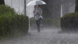 Ιαπωνία: Εκκένωση 800.000 κατοίκων λόγω καταρρακτωδών