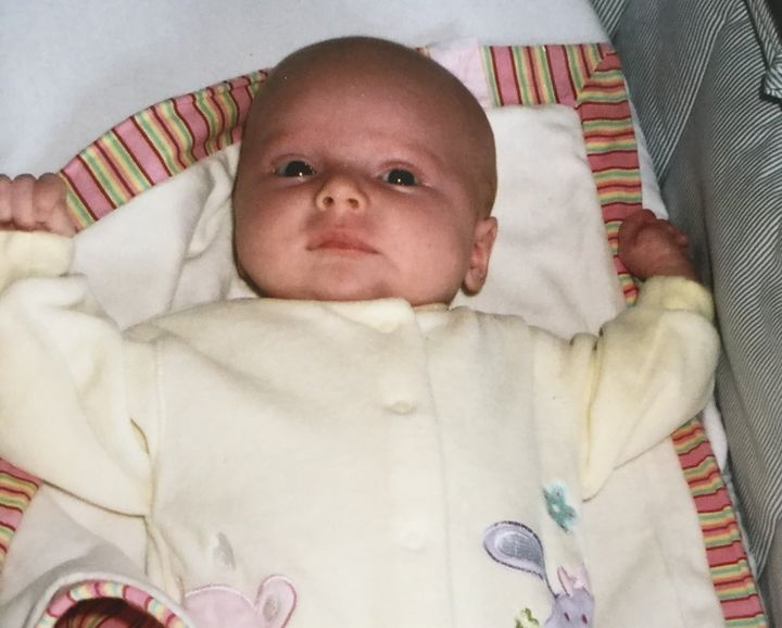 Baby Esme.