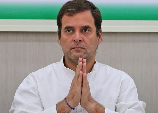 No Longer Congress President, Says Rahul Gandhi, Asks Party To Choose New