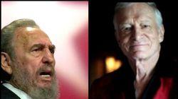 Fidel Castro y Playboy, una relación de
