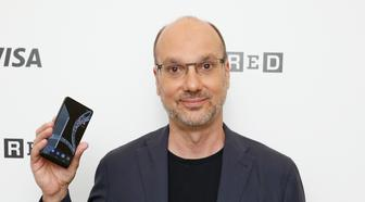 NEW YORK, NY - JUNE 07:  Founder and CEO of Essential Products Andy Rubin attends WIRED Business Conference presented by Visa at Spring Studios on June 7, 2017 in New York City.  (Photo by Brian Ach/Getty Images for Wired)