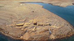 Χαμένο ανάκτορο μιας ξεχασμένης αυτοκρατορίας: Σημαντική αρχαιολογική ανακάλυψη στις κουρδικές περιοχές του
