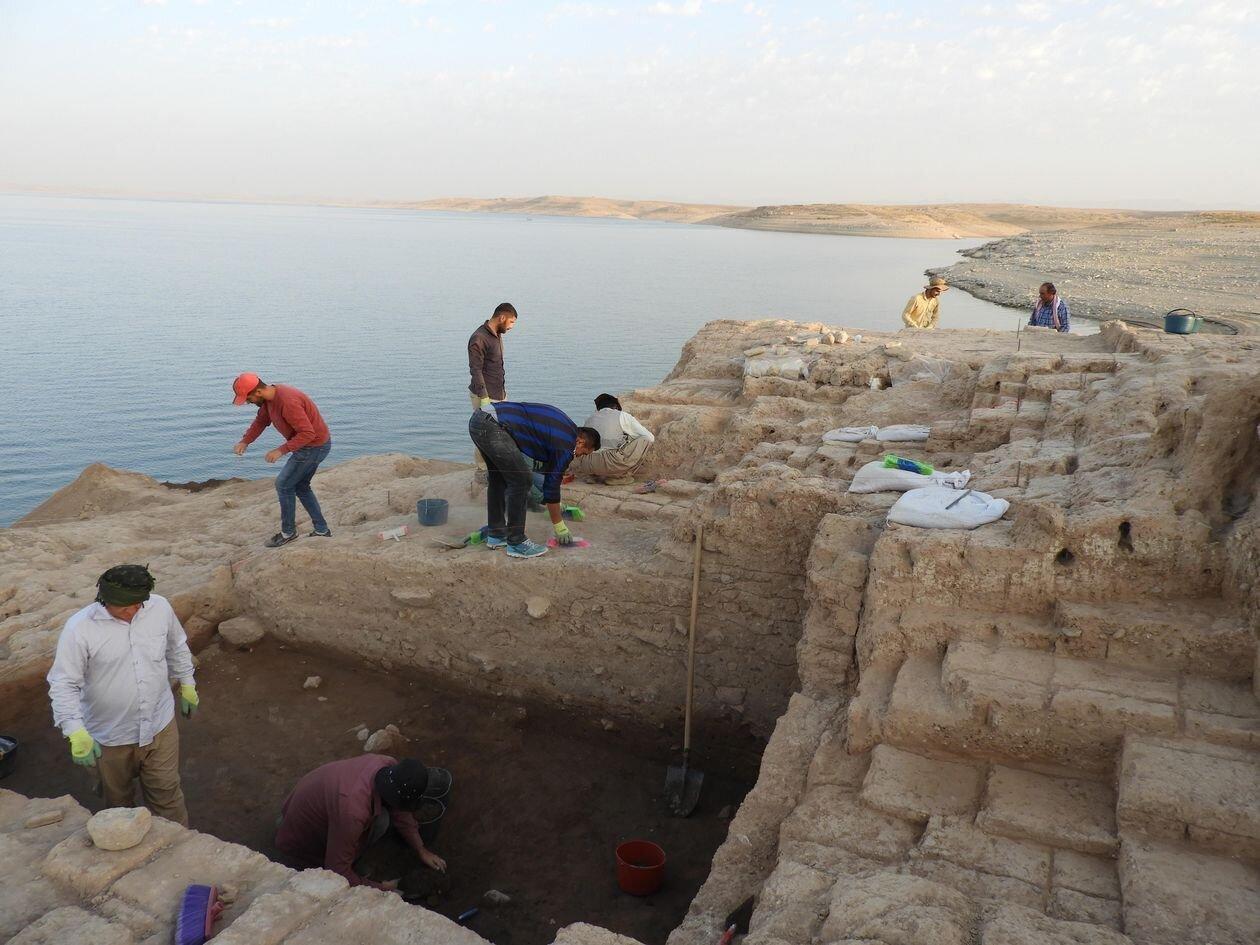 Αρχαιολογική διαδικασία γνωριμιών
