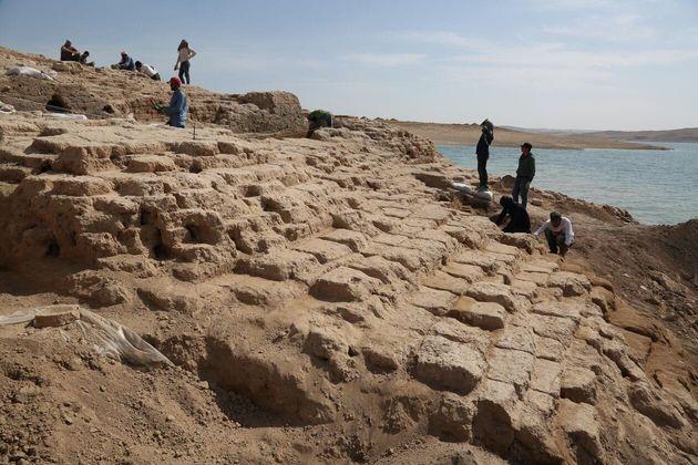 Χαμένο ανάκτορο μιας ξεχασμένης αυτοκρατορίας: Σημαντική αρχαιολογική ανακάλυψη στις κουρδικές περιοχές...
