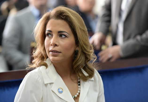 La princesse Haya, femme de l'émir de Dubaï, en fuite à