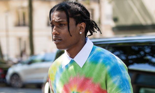 A$AP Rocky à Paris en juin