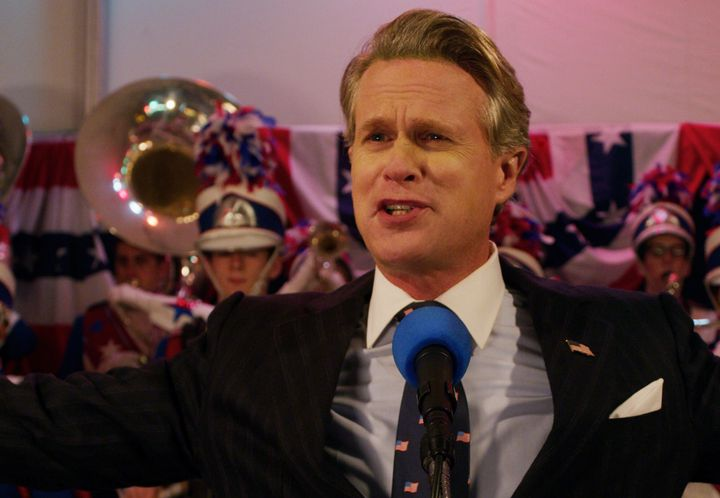 Cary Elwes as Mayor Larry Kline.