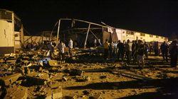 L'ONU dénonce le raid aérien contre un camp de migrants en