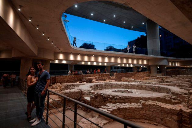 «Οι πέτρες μιλούν» στο Μουσείο Ακρόπολης, το Βυζαντινό Μουσείο και την Αρχαία
