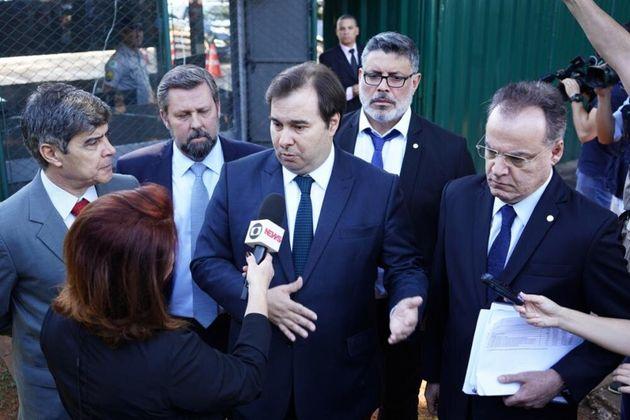 Protagonismo da articulação da reforma da Previdência ficou com os parlamentares,...