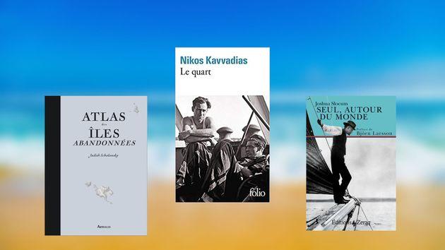 5 Livres Sur La Mer Et Les Oceans Pour Voyager Durant L Ete