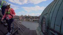 Visiter Stockholm... du haut des