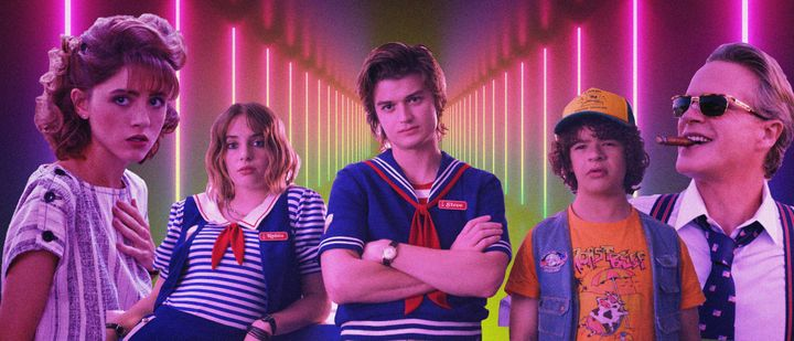 Stranger Things' Season 3 Tries Really Hard To Please