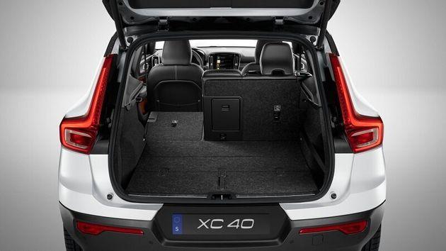 Νέο Volvo XC40 Τ3, με 163 ίππους και 8άρι αυτόματο κιβώτιο
