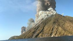 Paura a Stromboli: forti esplosioni dal cratere, un morto e un