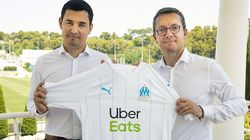 Après la colère des supporters, Uber Eats change son logo sur le maillot de