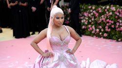 La rappeuse américaine Nicki Minaj va donner un concert en Arabie