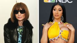 Anna Wintour On The Outfit That Made Her Rethink Cardi B's