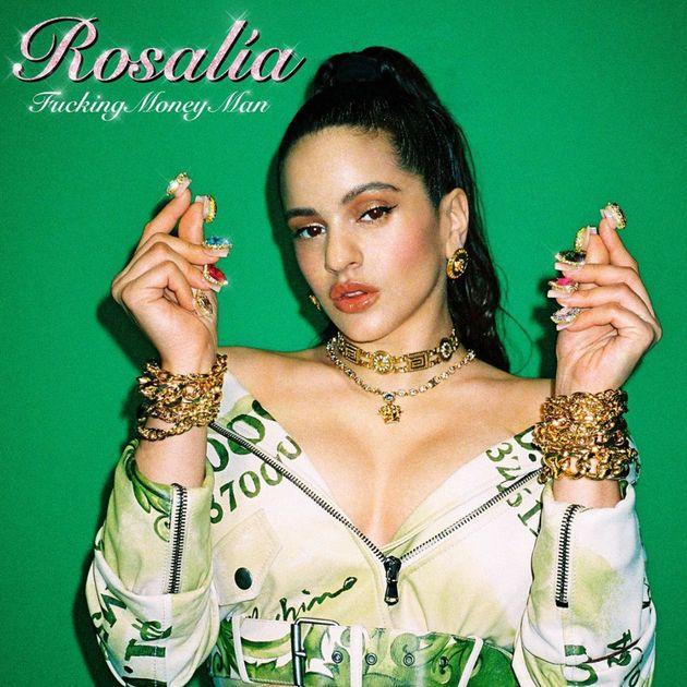 Rosalía, en una imagen de promoción de sus nuevos