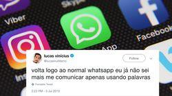 Um veredito sobre WhatsApp, Facebook e Instagram fora do ar: É difícil viver