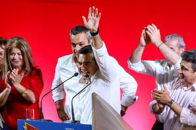 Αλ. Τσίπρας: Η πιστοληπτική γραμμή Μητσοτάκη σημαίνει νέο