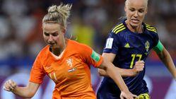 Holanda jugará la final del Mundial femenino tras vencer a Suecia