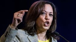 Kamala Harris Rips Into Trump: 'We Have A Predator Living In The White