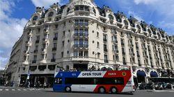 フランス・パリの副市長、観光バスの規制を明言「もはや歓迎しない」