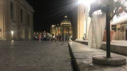 """""""Ci voleva Putin"""": nella Roma che accoglie il presidente russo scompare l'immondizia (di F."""