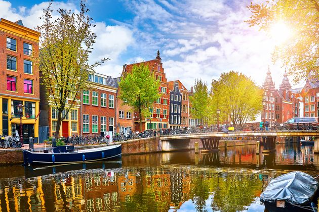 オランダ・アムステルダム