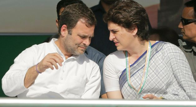 'Few Have The Courage That You Do': Priyanka Gandhi On Rahul's