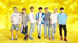 방탄소년단의 일본어 싱글이 오리콘 차트 1위에