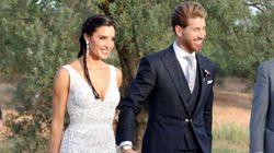 Pilar Rubio desvela uno de los misterios de su boda: el segundo vestido no era como