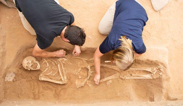 Έρευνα: (Και) ελληνική η προέλευση των Φιλισταίων, αρχαίων εχθρών των