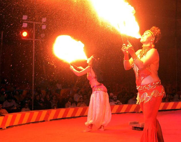 'Tiger Woman' Review: A Time In Bengal's History When Circus Shows Were Used For