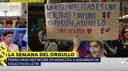 Fran Rivera, trending topic por sus polémicas palabras sobre el Orgullo en 'Espejo