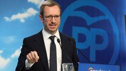 Maroto (PP) cree que les vendría bien una repetición electoral pero que no la