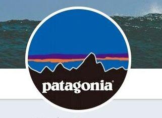 パタゴニアのTwitterアイコン