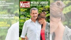 Nicolas Sarkozy plus grand que Carla Bruni?