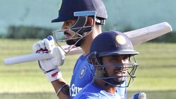 This Is What Virat Kohli Said After Ambati Rayudu