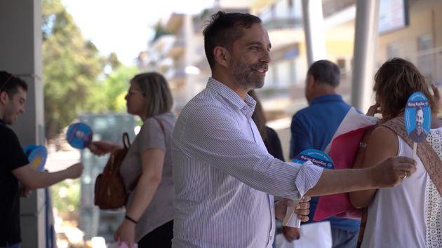 ΕΚΛΟΓΕΣ 2019: Οι υποψήφιοι αλλιώς- Φώτης Καρύδας, ΝΔ- Β'